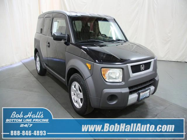 HONDA ELEMENT AWD brown