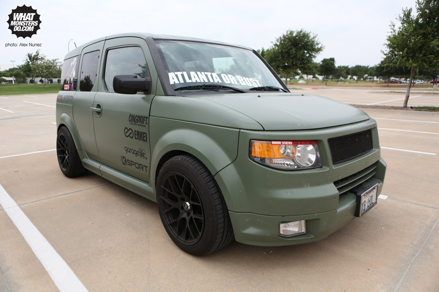 Honda element review and photos for Green honda element
