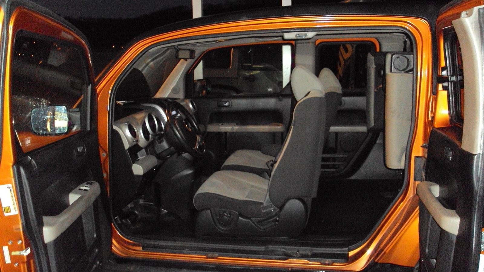 Honda Element Review And Photos