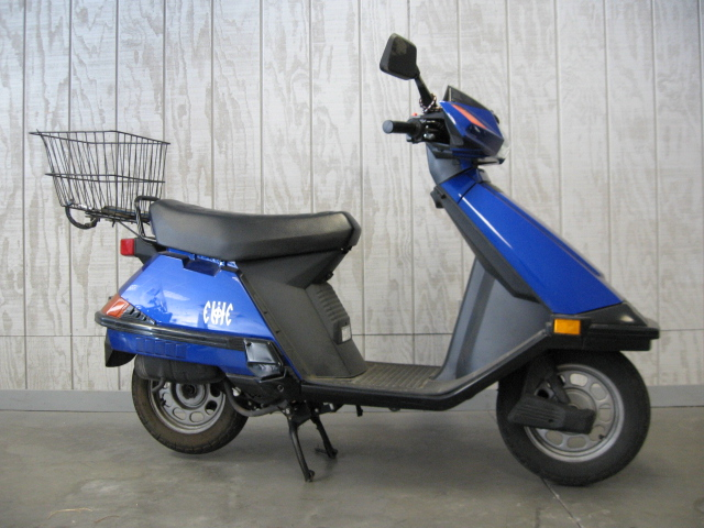 HONDA ELITE 80 blue