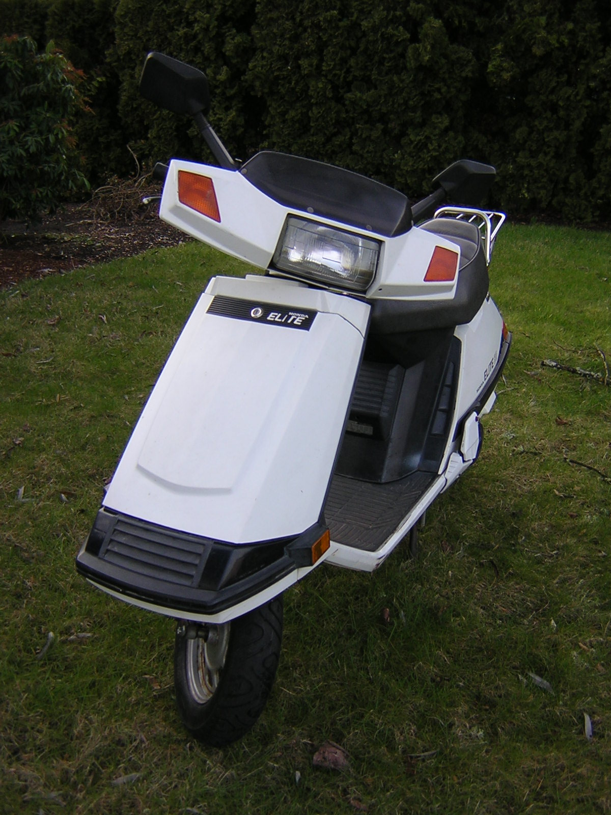 HONDA ELITE 80 engine