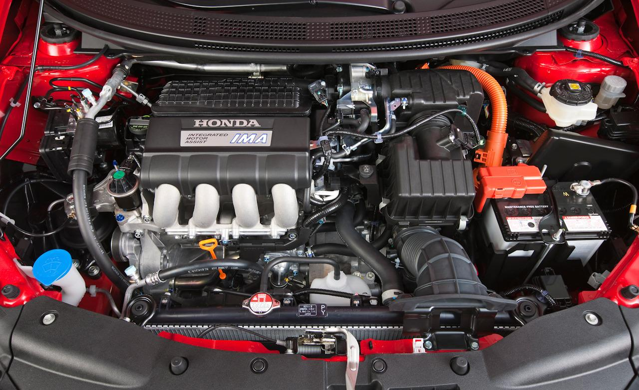 HONDA FIT EX engine