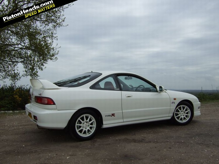 HONDA INTEGRA 1.6 green