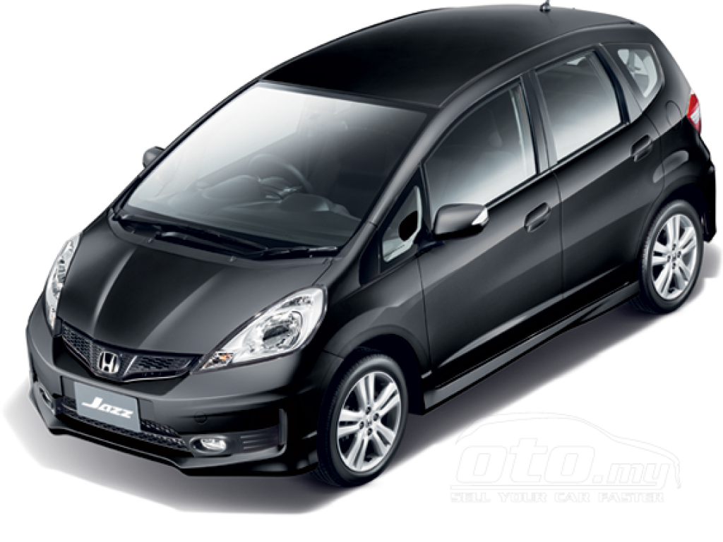 HONDA JAZZ black