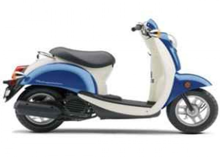 HONDA METROPOLITAN brown