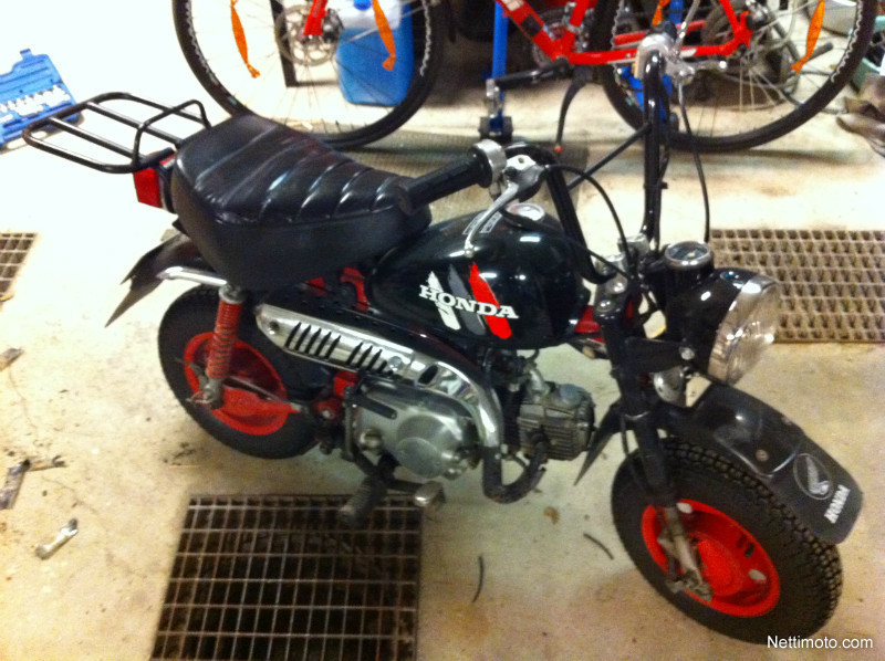 HONDA MONKEY 50 black