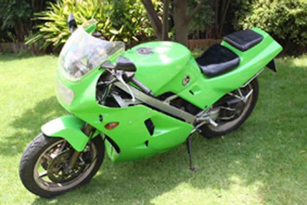 HONDA NC green