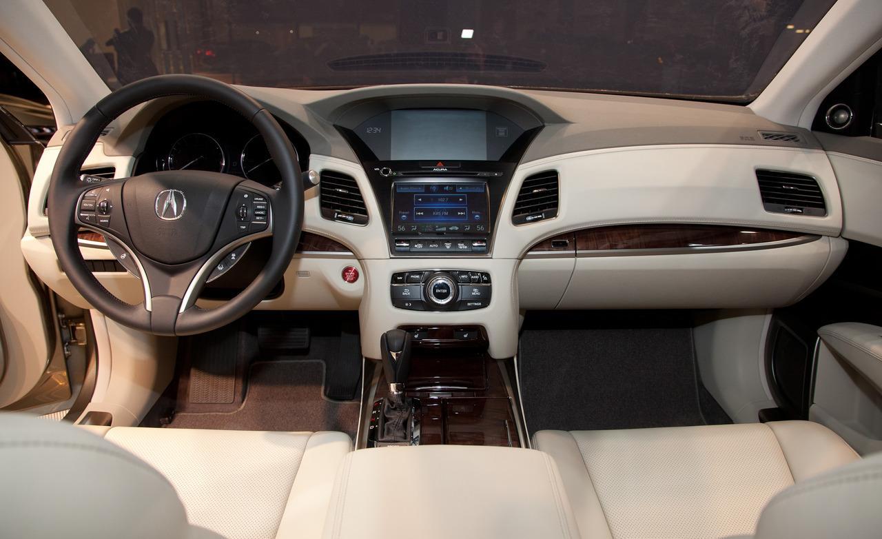 HONDA SH interior