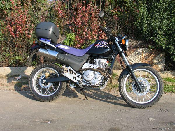 HONDA SLR 650