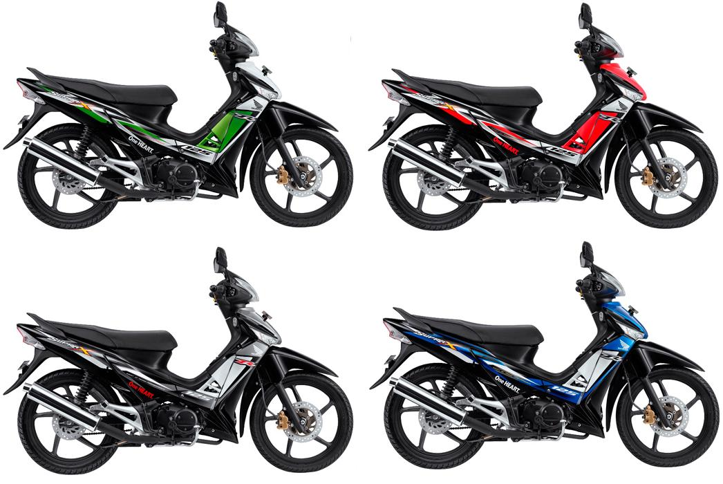 motor supra x 125 new | Difference Between