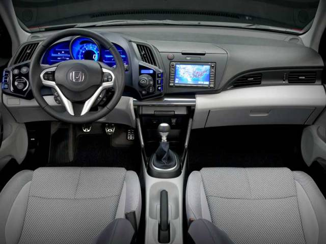 HONDA TODAY interior