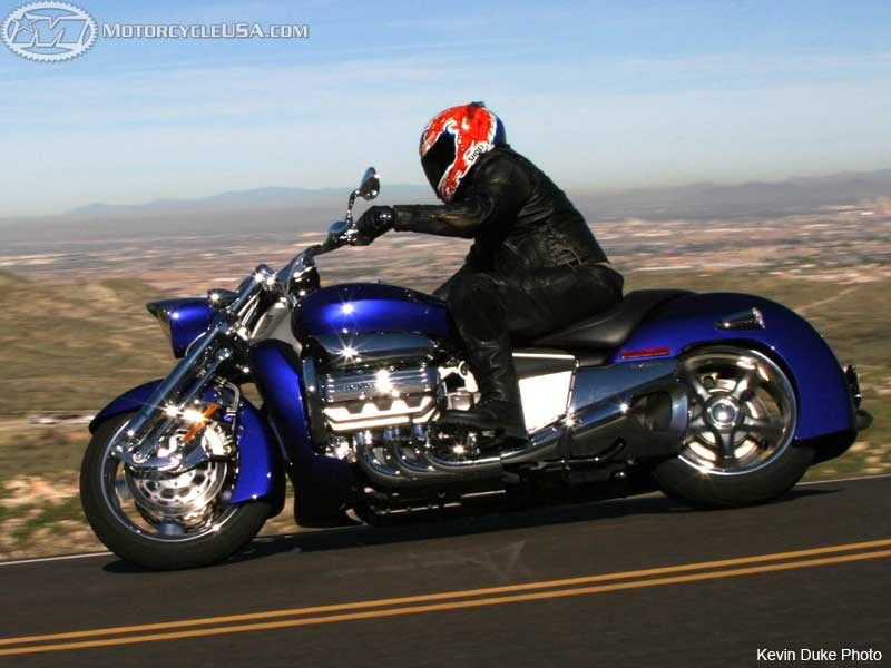 HONDA VALKYRIE RUNE brown