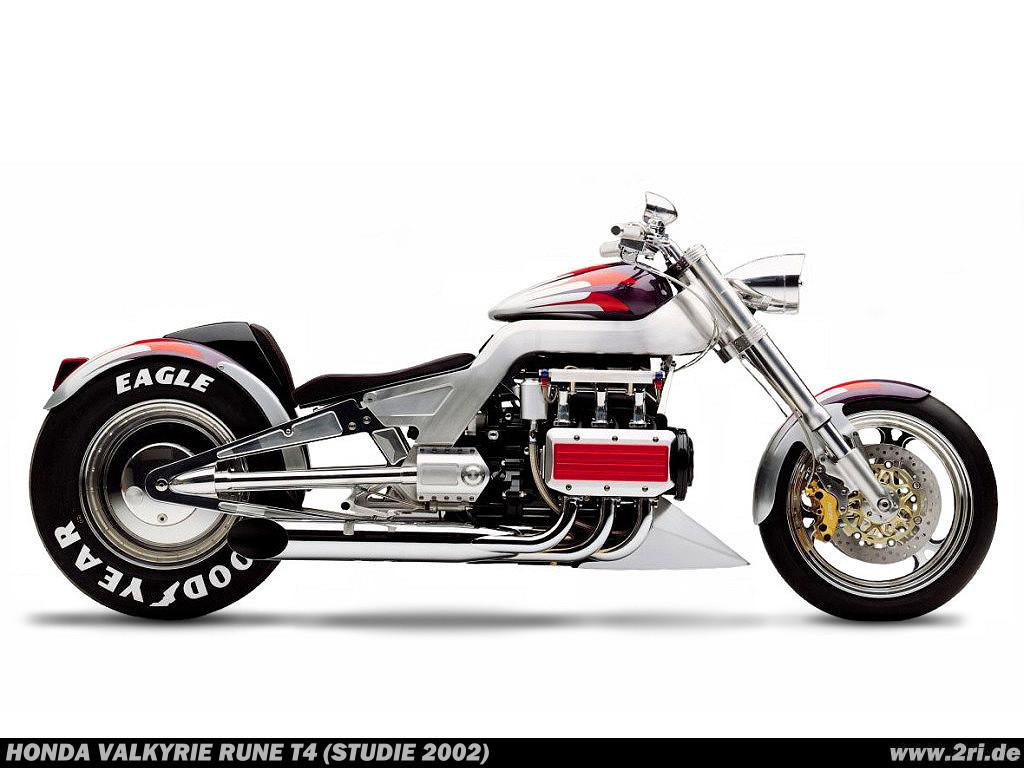 HONDA VALKYRIE RUNE engine