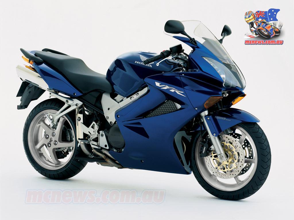 HONDA VFR 1000 blue
