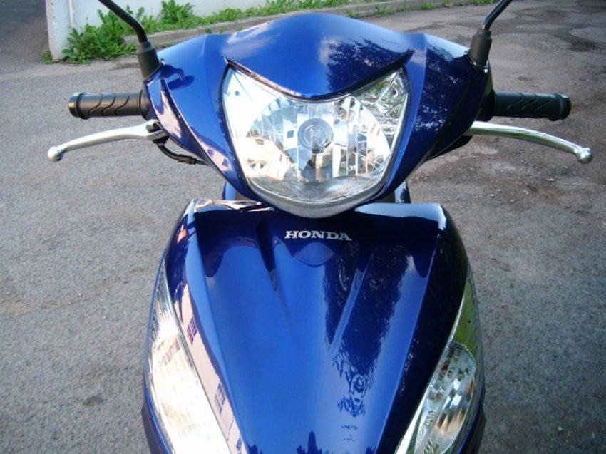 HONDA VISION 110 blue