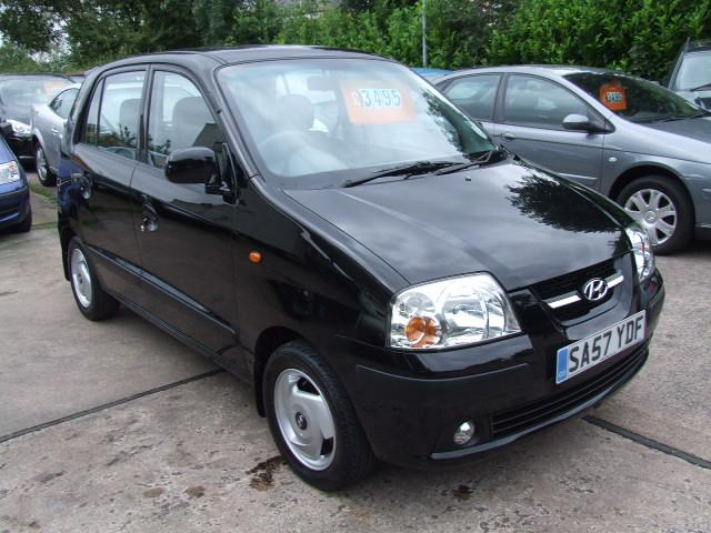 Hyundai Atos Review And Photos