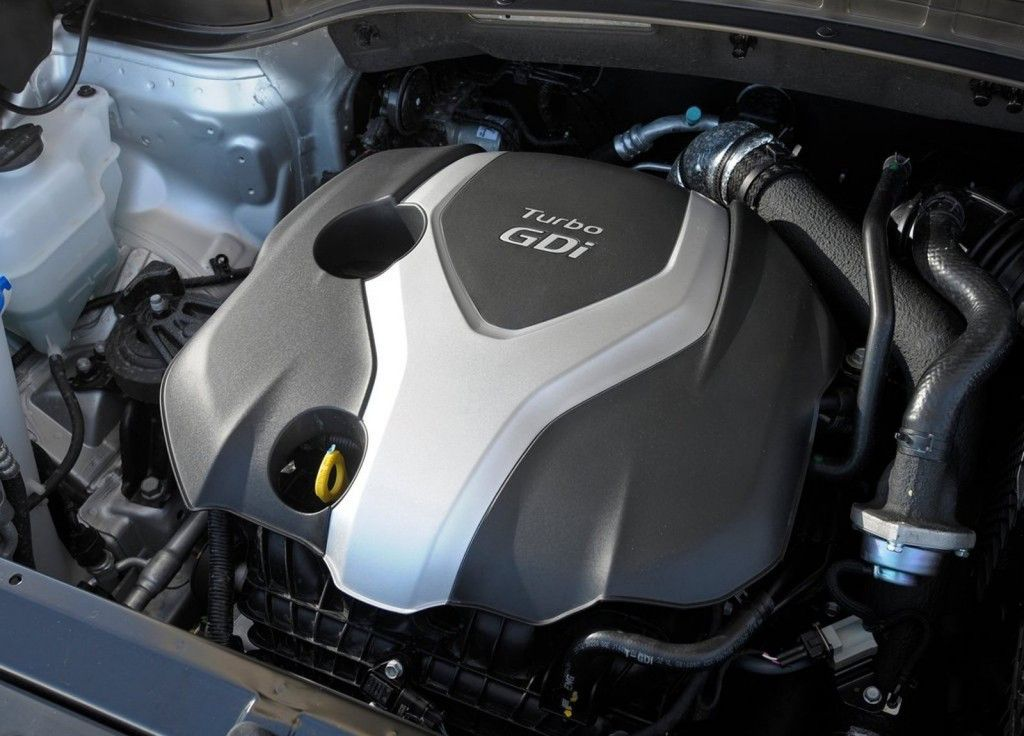 HYUNDAI CLICK engine
