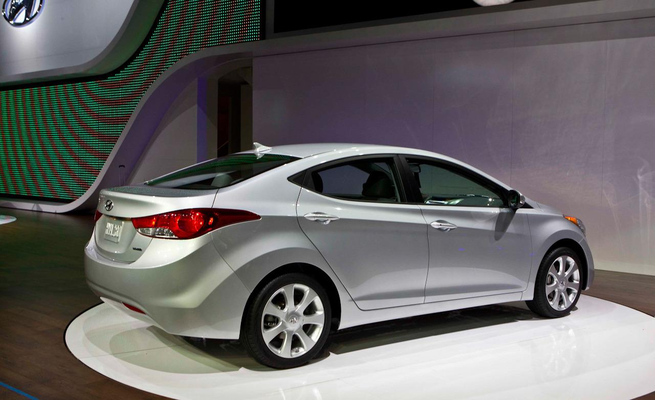 Hyundai Elantra Review And Photos Starex Wiring Diagram At