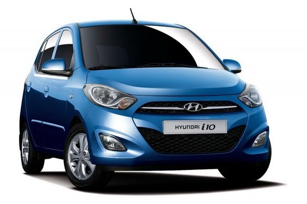 HYUNDAI I10 1.1 engine