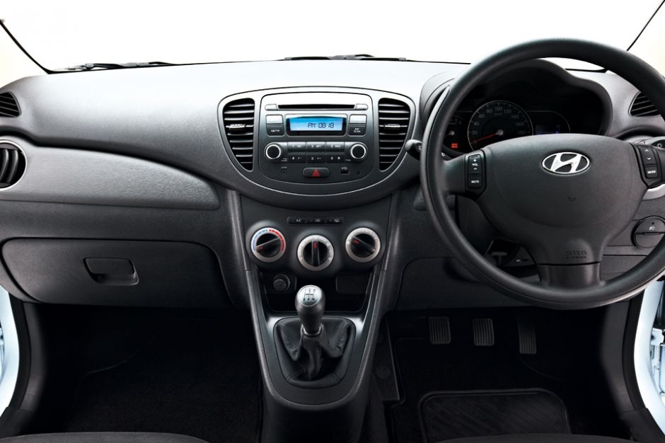 HYUNDAI I10 - Review and photos