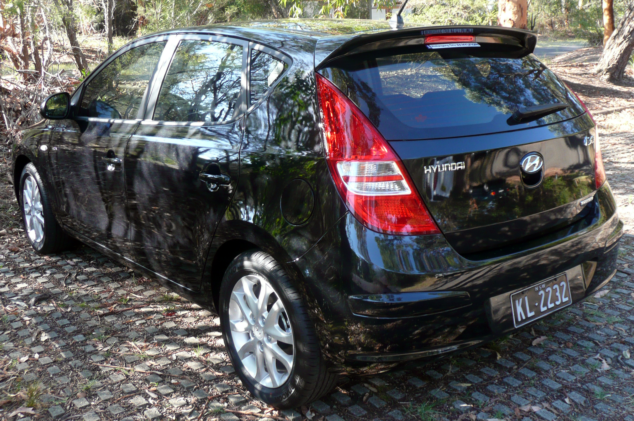 HYUNDAI I30 black