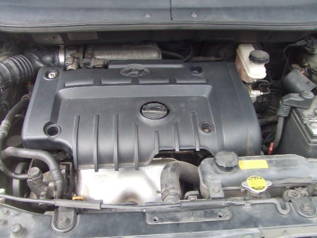 HYUNDAI MATRIX engine