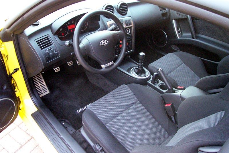 Hyundai Tiburon Review And Photos