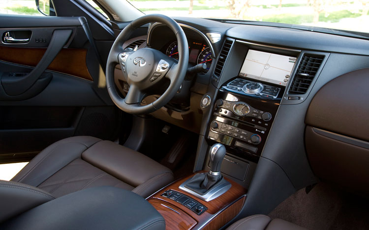 Infiniti Fx Review And Photos