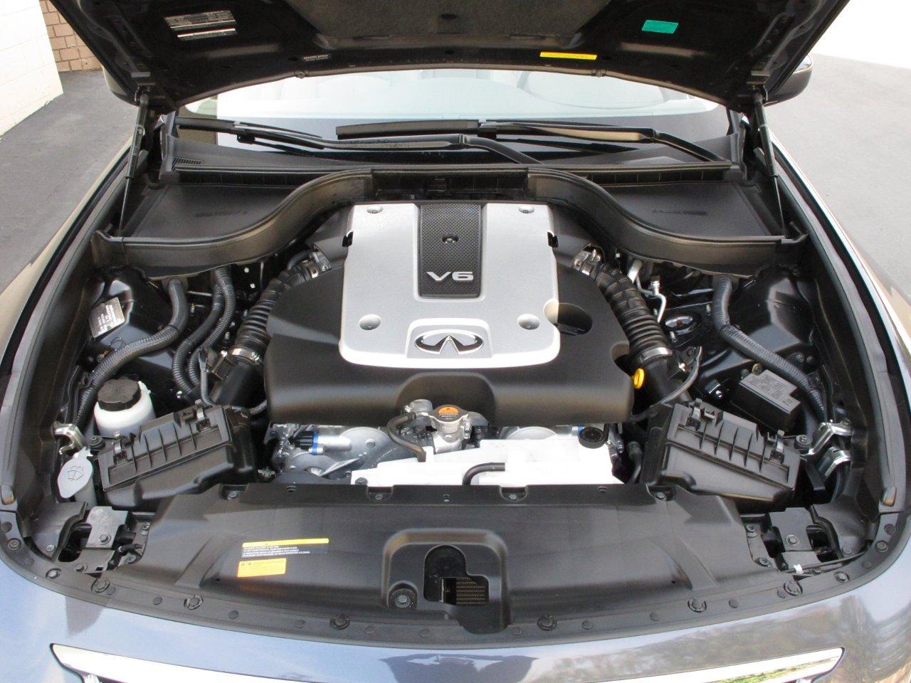 INFINITI G 25X engine