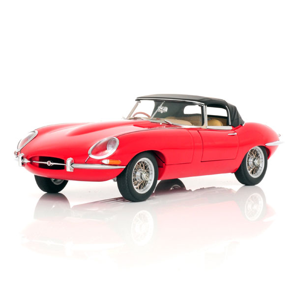 JAGUAR E-TYPE 1 red