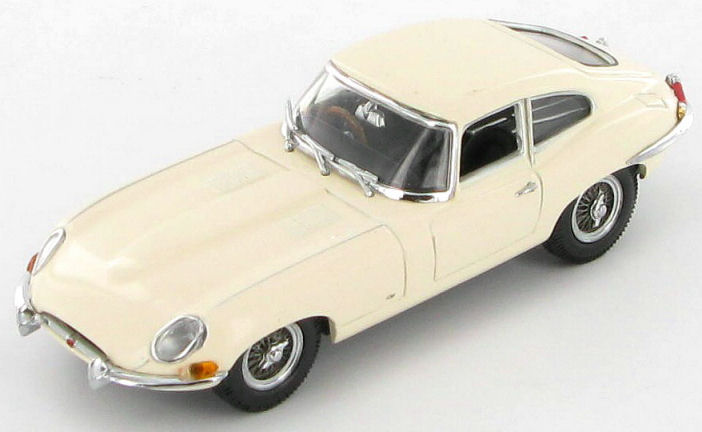 JAGUAR E-TYPE 1 white