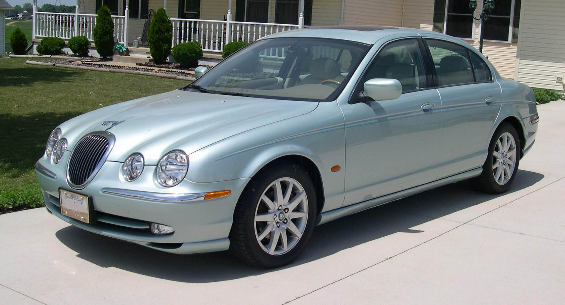 jaguar wallpaper (Jaguar S-Type)