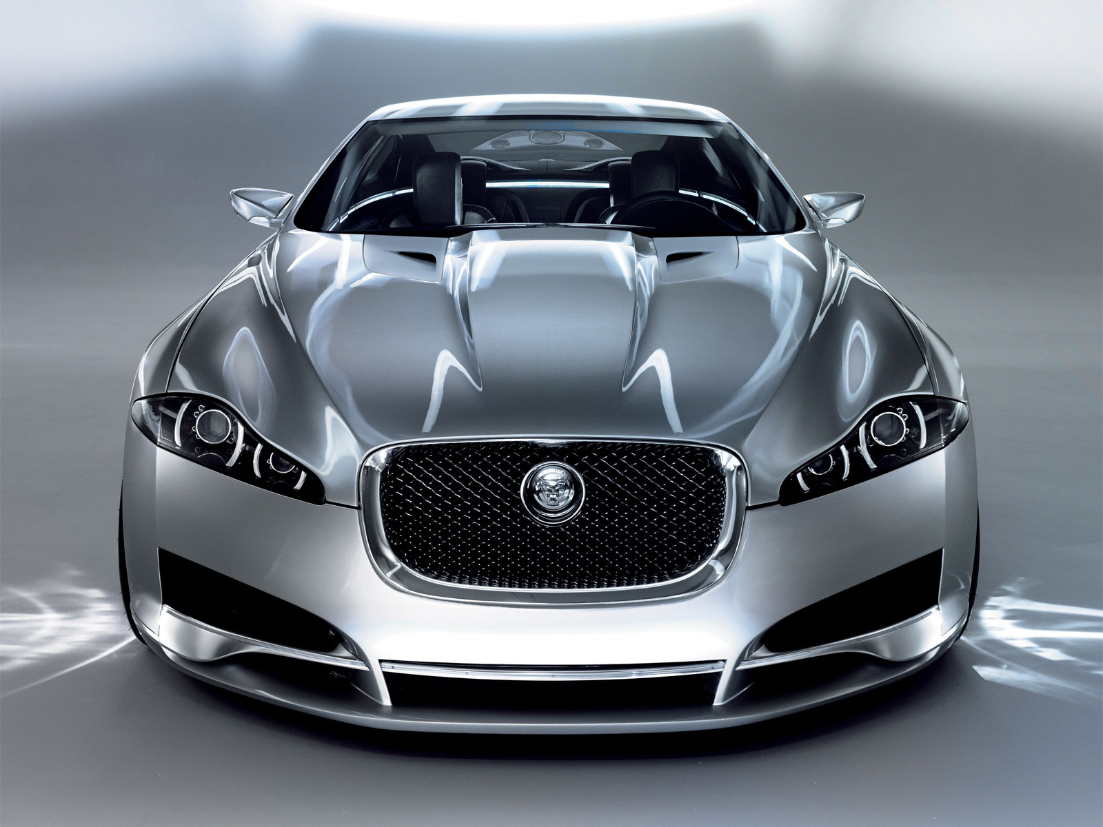 jaguar wallpaper (Jaguar XF)