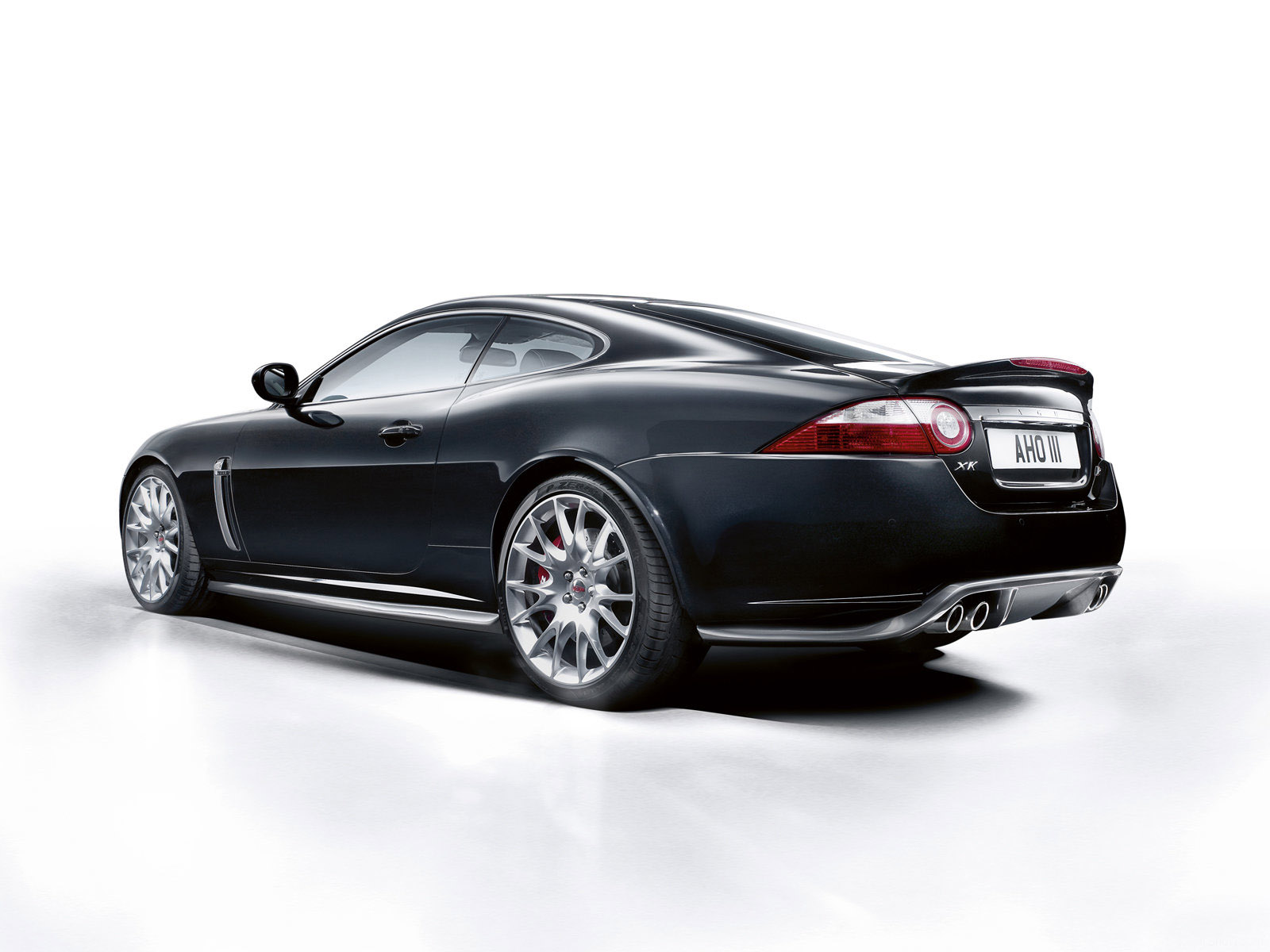 JAGUAR XK black