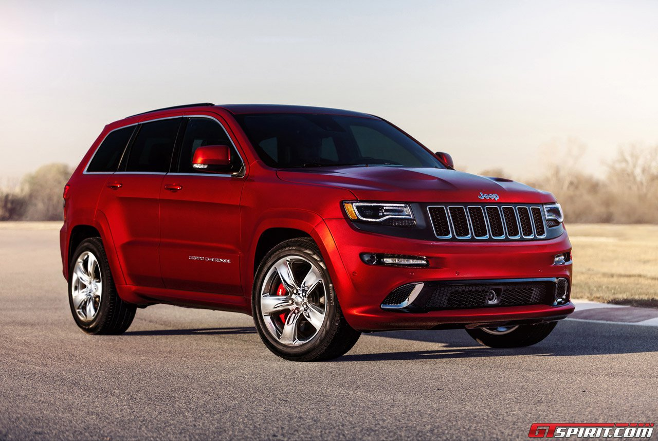 JEEP CHEROKEE (3 red