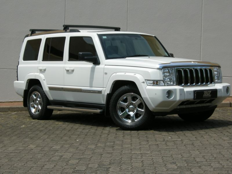 JEEP COMMANDER 3.0 CRD blue