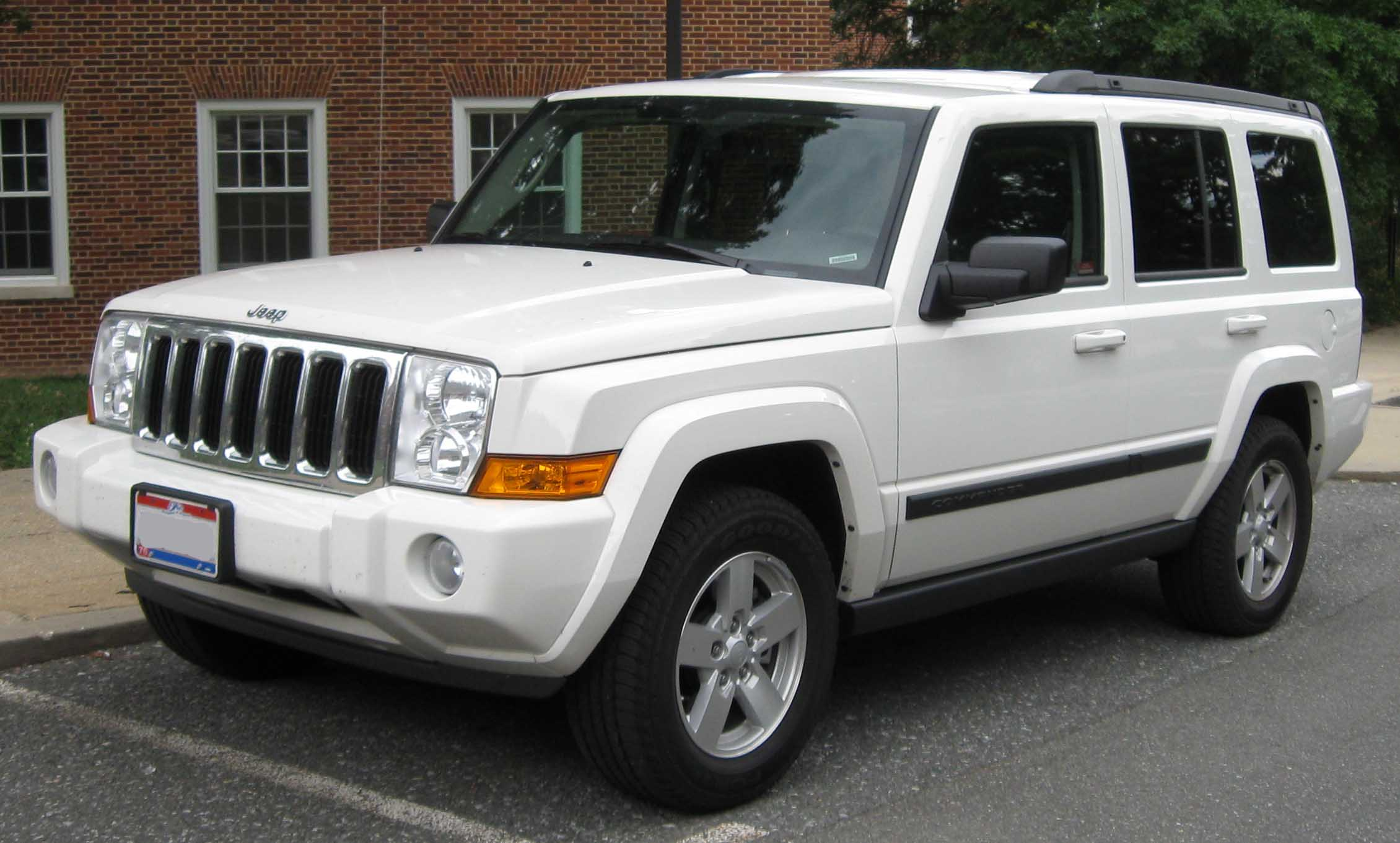 jeep wallpaper (Jeep Commander)