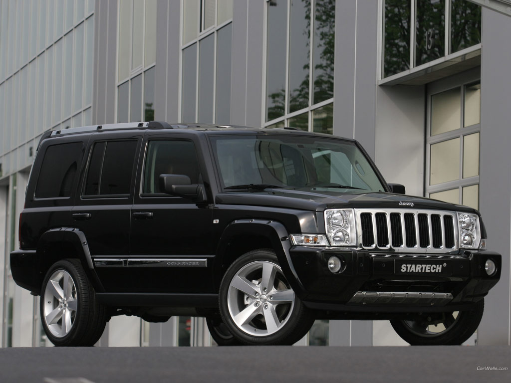 jeep commander review and photos. Black Bedroom Furniture Sets. Home Design Ideas