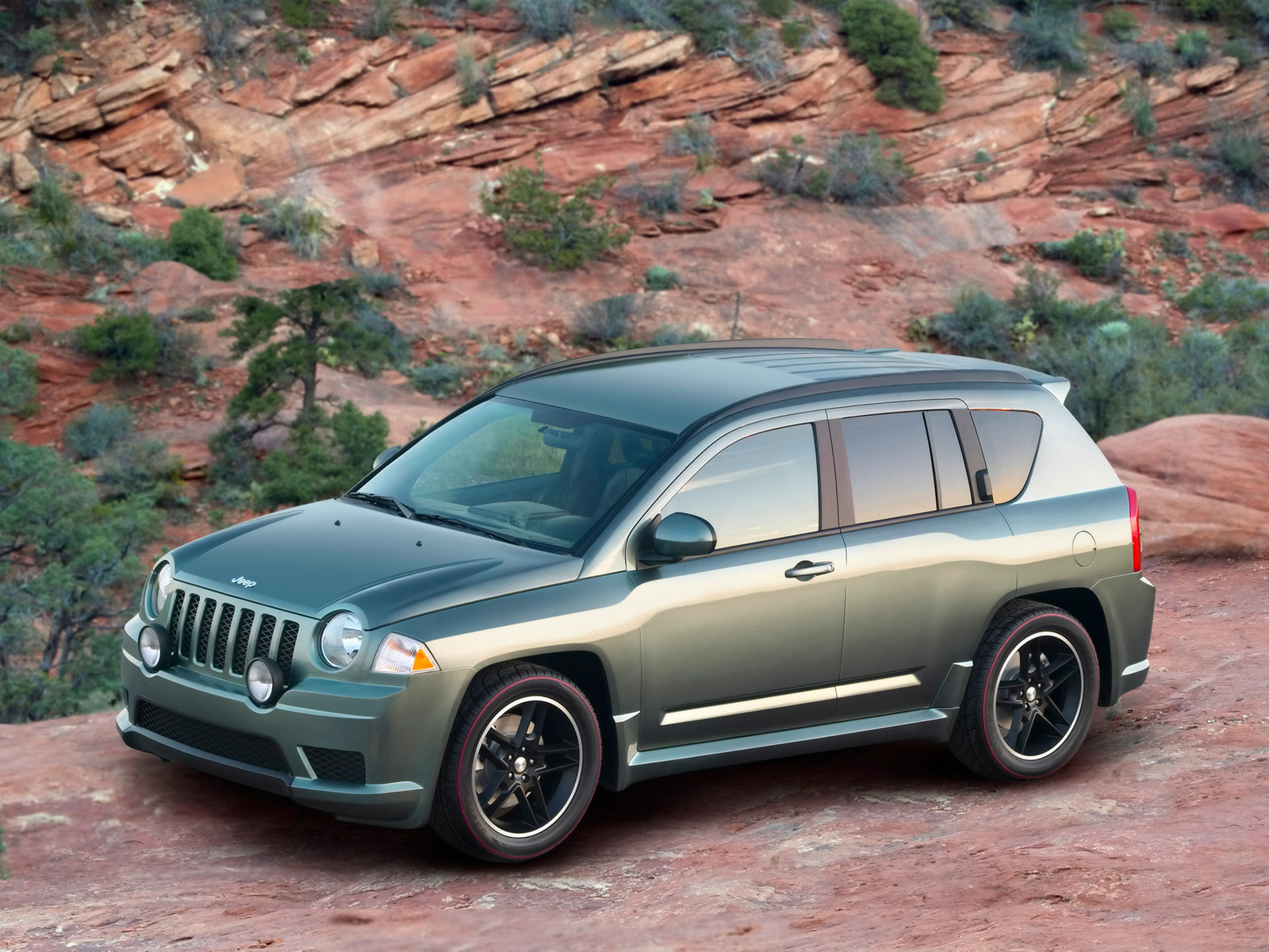 jeep compass - review and photos