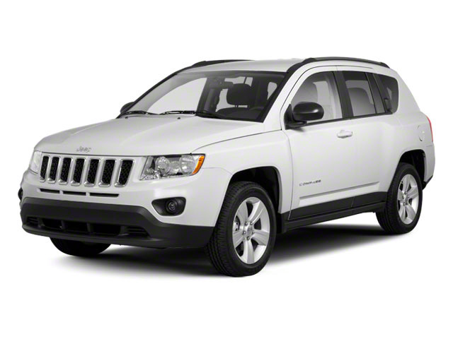 JEEP COMPASS 4X4 white
