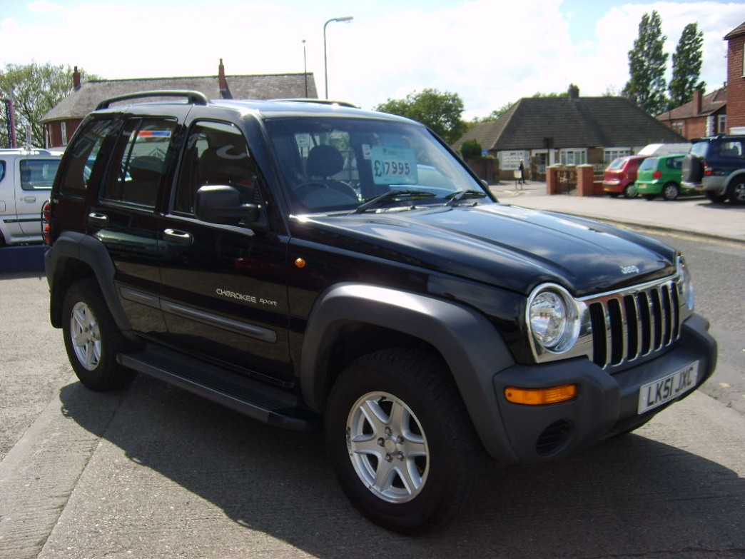 All Types liberty crd : JEEP LIBERTY - Review and photos