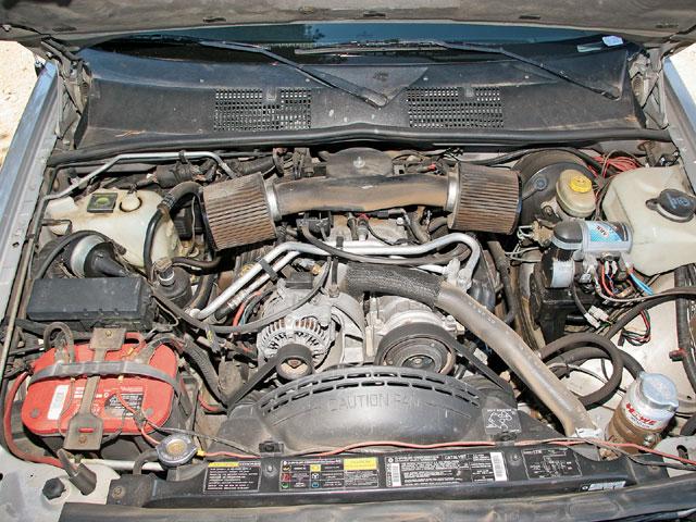 JEEP GRAND engine
