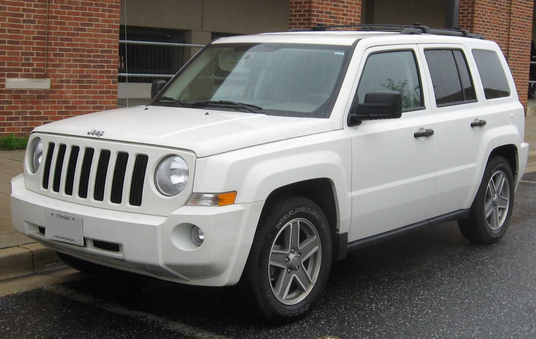 jeep wallpaper (Jeep Patriot)