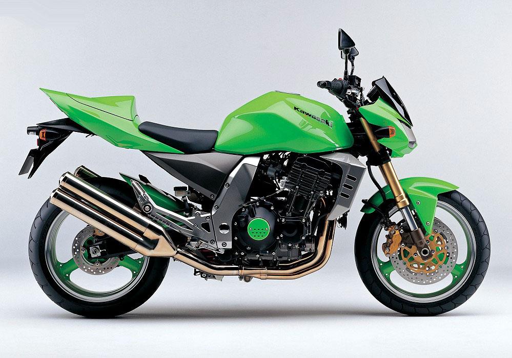 KAWASAKI 1000 green