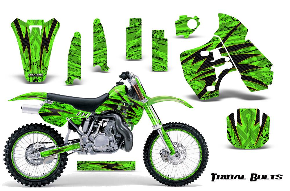 KAWASAKI EN 500 green
