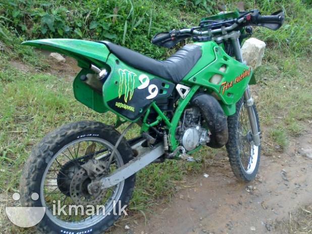 Kdx 125 For Sale Kawasaki Kdx 125