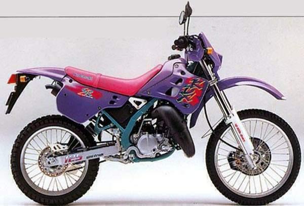 Kawasaki Kdx Review