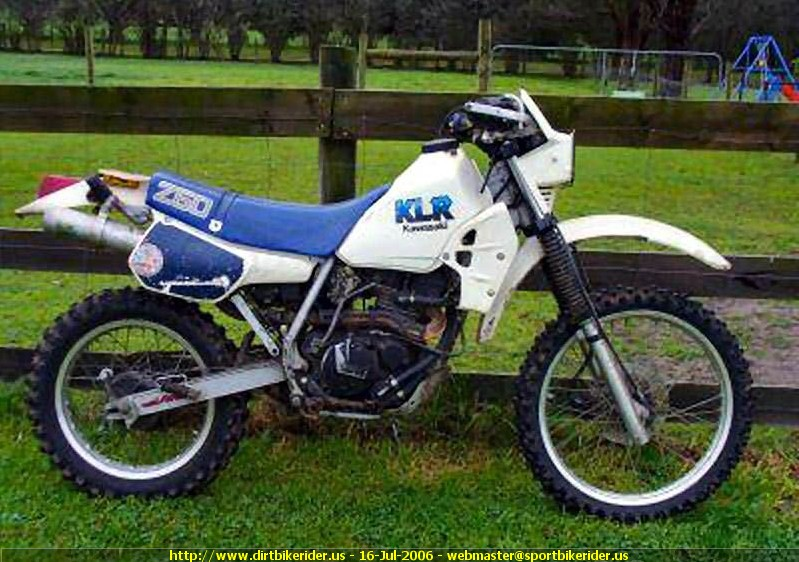 KAWASAKI KLR 250