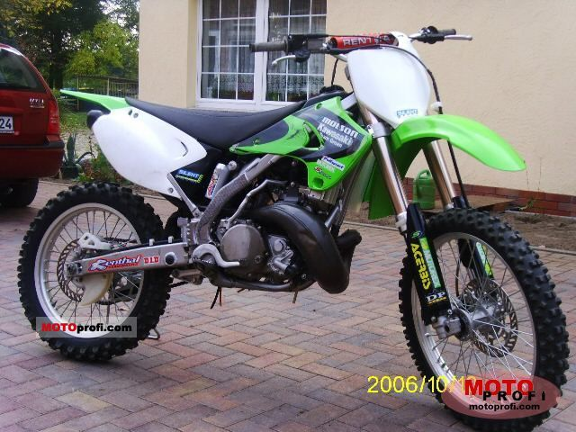 kawasaki en 500 specifications