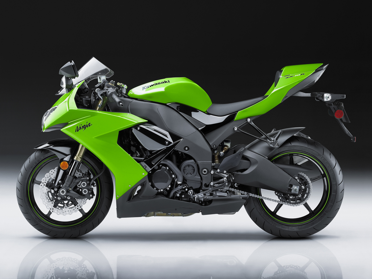 Kawasaki Zx R Review